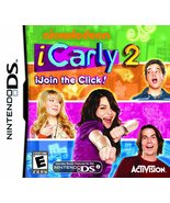 iCarly 2: iJoin the Click! [Nintendo DS] - $4.89