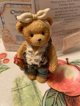 Cherished Teddies Jacob Bearly Marley You Will Be Haunted By 3 Spirits New Box - $17.99