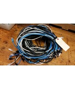 BIG LOT 36 PCS Cat6 Network Ethernet 24AWG Molded Snagless Patch Cable 1... - $127.71