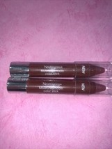 2 Pack Neutrogena MoistureSmooth Color Stick, Plum Perfect 70, 0.011 oz - $18.56