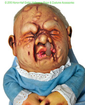 BABY STINKY PUPPET Creepy Realistic Mutant DOLL Halloween Prop Costume A... - $42.72
