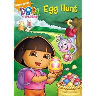 Dora the Explorer: The Egg Hunt Dvd