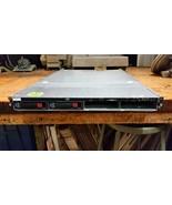 HP Proliant DL160 G5 XEON 2ghz / 16gb Ram / 2x 750gb 7.2K WITH RAILS - $247.50