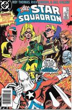 All Star Squadron Comic Book #38 DC Comics 1984 NEAR MINT NEW UNREAD - $4.99