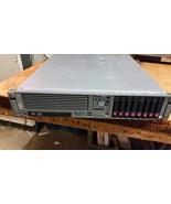 HP Proliant DL380 G5 2x 2.83GHz 16GB 8x 300GB 15K SAS RAID WITH RAILS - $989.01
