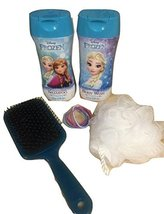 Frozen Princess Children's Bath & Body Gift Bundle5 piece Shampoo, Body ... - $24.99