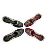 Women Shoes Designer Leather Indian Handmade Ballerinas Jutties Flat 2 P... - $69.99+