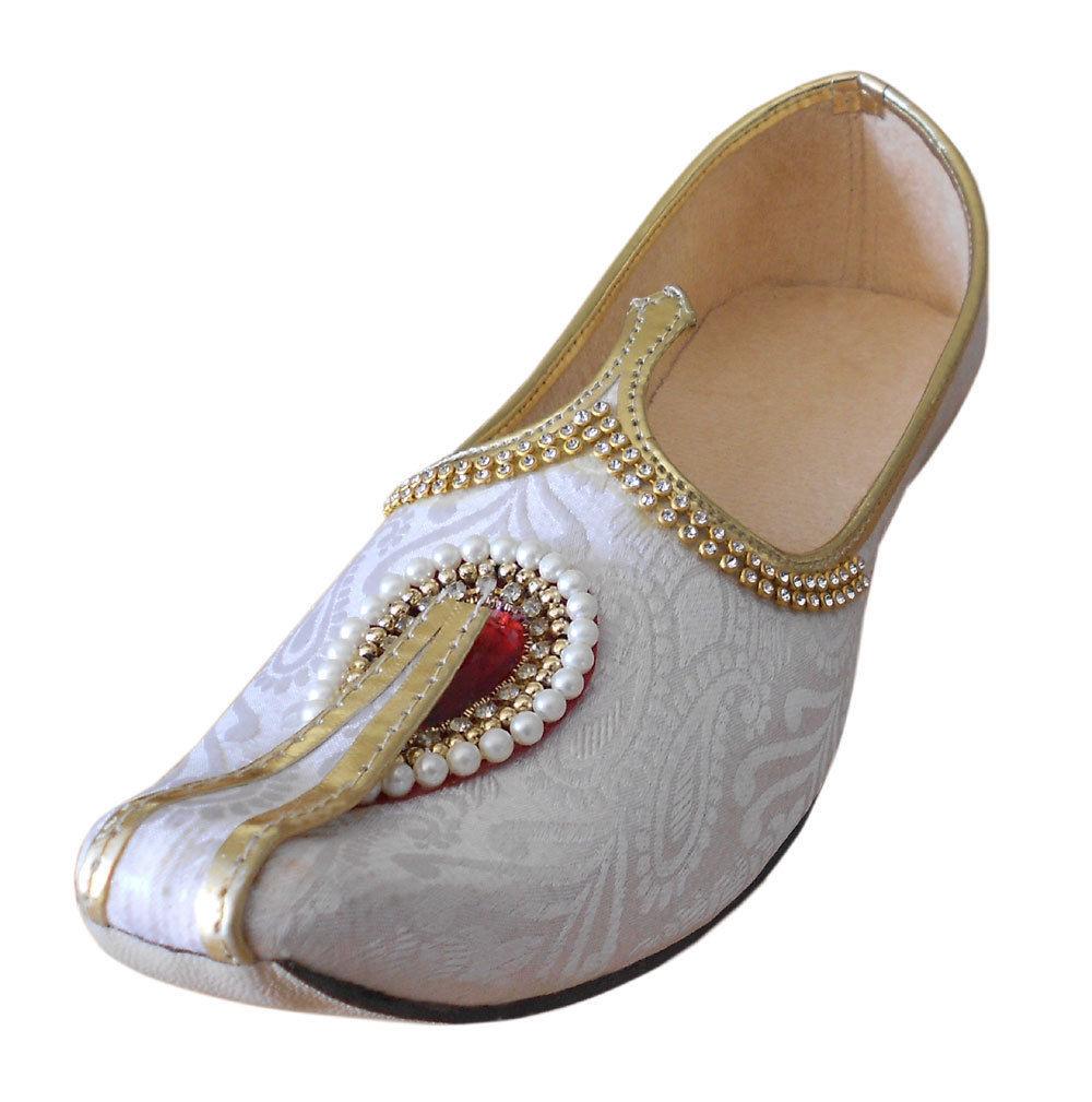 66885bbd8ffde Mojaries Indian Wedding Handmade Flip-Flops and 50 similar items