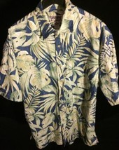 Cooke Street Honolulu Mens Large Tropical Shirt Bin#8 - $10.39