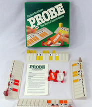 1982 PROBE Card Board Game by Parker Brothers Word Pursuit Game NEW VINTAGE - $64.34