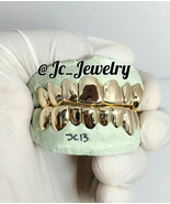 Grillzbyjcjewelry Gold Grill sample item