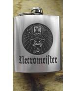 Evil Dead Necromeister hip flask - $20.00