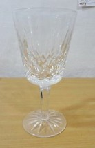 Waterford Crystal Lismore Drinking Water Goblet 7 inches - $44.98
