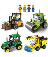 Civilized City Sweeper Legoings Model Building Blocks Toy Kit DIY Educat... - $12.00