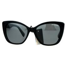 Be One Womens Polarized Lens Sunglasses Designer Square Frame - $14.95