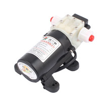 DC 12V 12W Micro Motor Water Pumps 10mm Thread Outlet Inlet Diaphragm Pump - $24.73