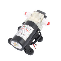 DC 12V 10W Micro Motor Pump 10mm Thread Outlet Inlet Diaphragm Pump wate... - $24.73