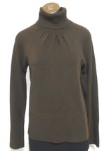 takeout Size XL Brown Turtle  Neck Long  Sleeve Pullover  Sweater - $11.72