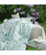 Riho 4-Pieces 100% Cotton Full Queen Girls Bedding Sets Rural Bedding Sh... - $69.99+