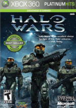 Halo Wars: Platinum Hits - Microsoft Xbox 360 Game Disc Only - $3.95