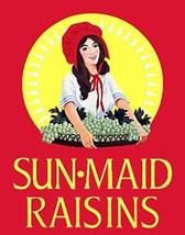 Sun Maid Raisin Lady Cross Stitch Pattern***LOOK*** - $4.95