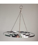 5PCS Round Wedding Christmas Party Centerpiece Chandelier Hanger - $75.68