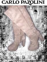 Carlo Pazolini Tomaia (Brown Suede Boot's) Size... - $59.40