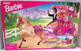 Barbie Sweet Magnolia Horse and Carriage Set (Walmart Special Edition) (... - $135.00