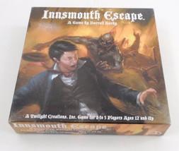 HTF Sealed 2008 Twilight Creations Innsmouth Escape Cthulhu Horror Board... - $26.68