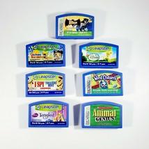 Lot of 7 Leapfrog LeapPad Leapster Game Cartridges - Kids, Nickelodeon, Disney - $18.00