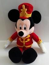 Mickey Macys Disney Stuffed Plush Doll Marching... - $5.00