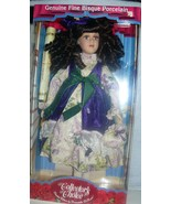 """Collector's Choice Limited Edition by Donatella De Roma Porcelain Doll 17"""" - $31.60"""