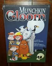 Steve Jackson Games: MUNCHKIN GLOOM (2015) Free... - $18.99