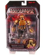 Battlestar Galactica: Razor Cylon Commander Action Figure Exclusive NEW! - $39.99