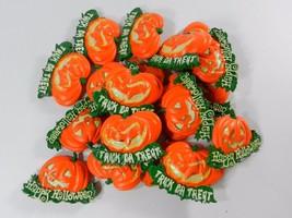 """Halloween Pumpkin Kitchen Rubber Fridge Magnet Lot of 20 Large 2.5"""" - £16.83 GBP"""