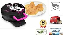 Disney Minnie Mouse Waffle Maker Kitchen Food K... - $84.90