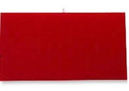 """1 Red Velvet Flat Pad Jewelry Display Tray & Case Inserts 14 1/8"""" x 7 5/8"""" - €6,37 EUR"""