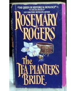2 BKS THE TEA PLANTERS BRIDE & A DANGEROUS MAN by Rosemary Rogers 1995/9... - $0.99