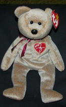 BEANIE BABY 1999 Signature NWT Retired Collectible Bear - $1.99
