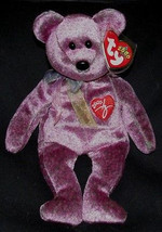 BEANIE BABY 2000 Signature NWT Retired Collectible Bear - $1.99