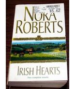 LOT of 4 Books by Nora Roberts PB Irish Hearts, McCade Bros, Bayou, & Re... - $0.99
