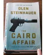 THE CAIRO AFFAIR by Olen Steinhauer 2015 Large PB - $1.25