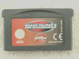 Shaun Palmer''s Pro Snowboarder (Nintendo Game Boy Advance, 2001) - $3.66