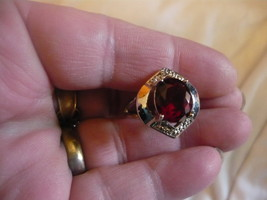 Paranormal Power Of The Red Dragon Ring 7 - $175.00
