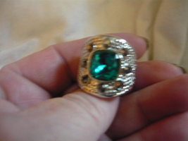 HAUNTED Rare Egyptian Marid Temple Djinn, ring size 7 - $200.00
