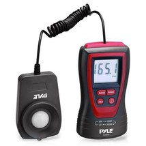 NEW Pyle PLMT15 Lux Light Meter W/ 2X Per Secon... - $47.02