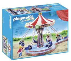 New! PlayMobil 5548 Summer Fun Chain carousel w... - $56.35