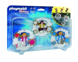 New! PLAYMOBIL 5591 Christmas Angel Ornaments S... - $19.79