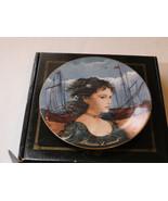 Bradford Exchange Manon Lescaut plate COA Box Women Puccini Riccardo Ben... - $89.09