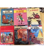 VINTAGE COLLECTION OF (6) FRENCH CHILDREN'S BOOK CIRCA 1960'S - 1980'S - $16.68